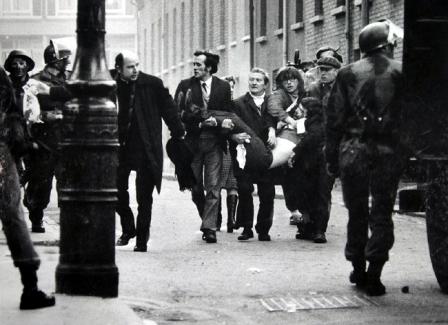 Resultado de imagen de Domingo Sangriento (1972)