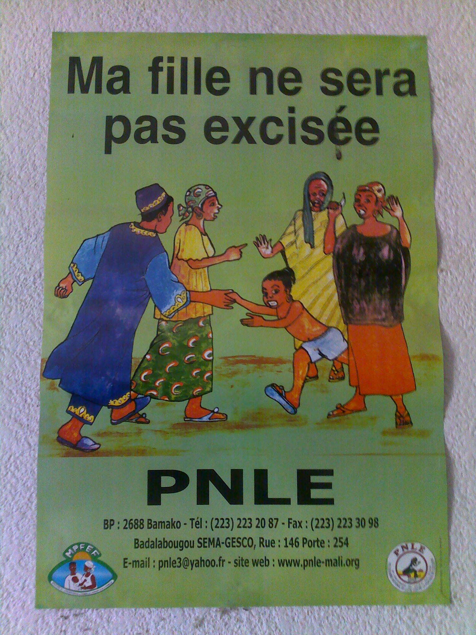 Sogona contra la mutilación genital. - Desde Rabat: Crónicas de la ...