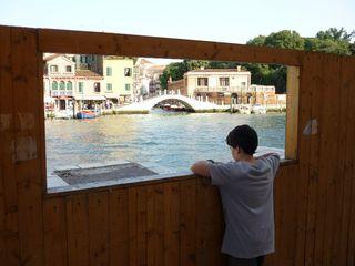 110628 Venecia a través del cuadro