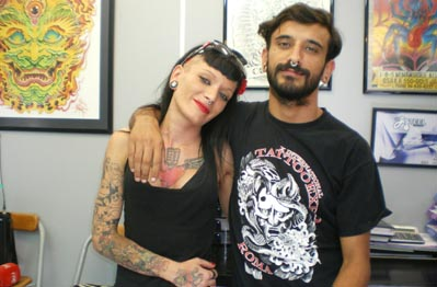 Pako y Bárbara