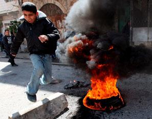 La tranquilidad no regresa a las calles de Jerusalén