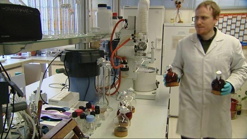 Llevamos varios productos a ser analizados en un laboratorio del CSIC
