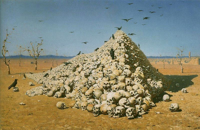 Vereshchagin WAR