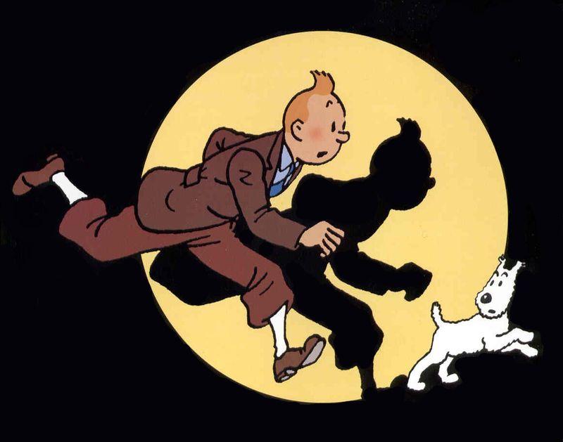 Tintin-e-milu