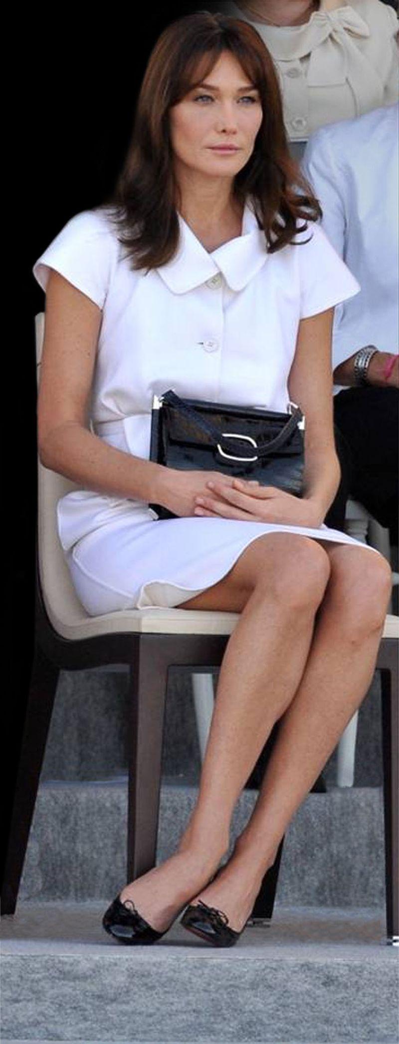 Madame Carla Bruni-Sarkozy