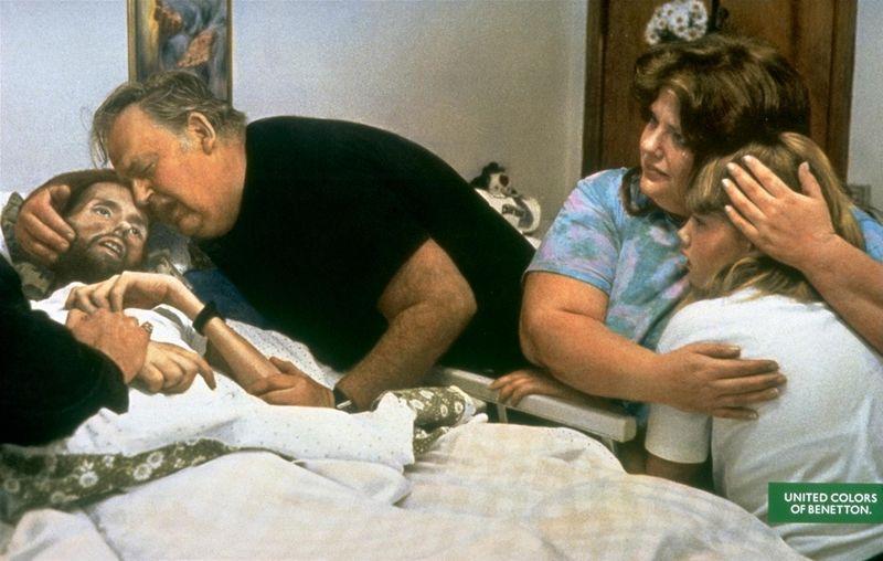 Benetton hijo muere de sida