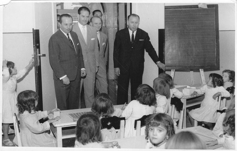Autoritats a classe (2)