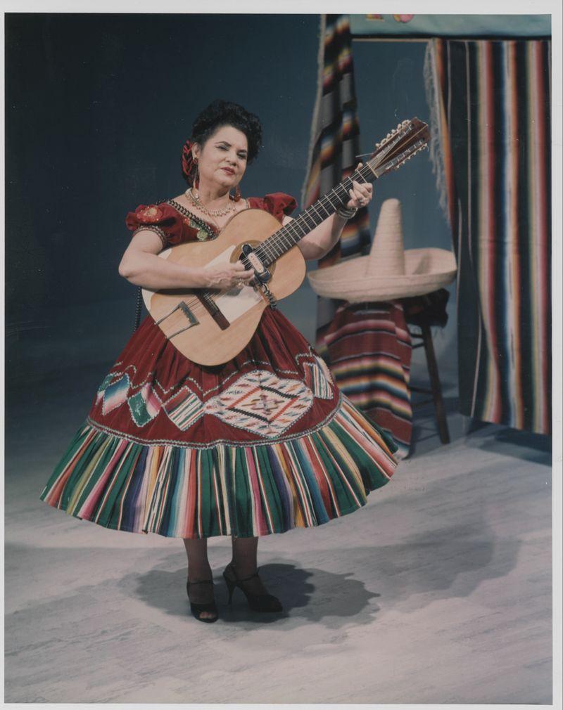 Lydia Mendoza - Courtesy of Lydia Mendoza