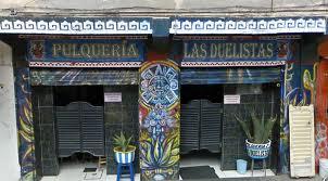 Fachada pulque
