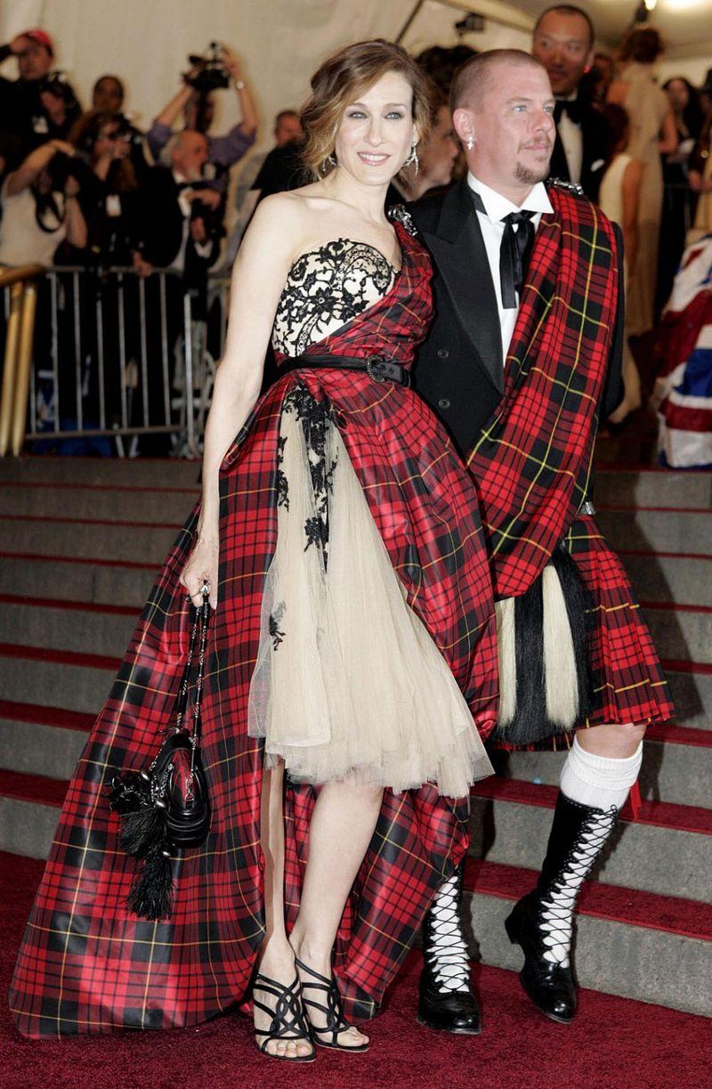Reuters McQueen y SArah
