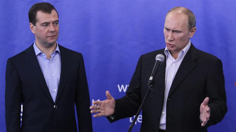 Putinmedvedev