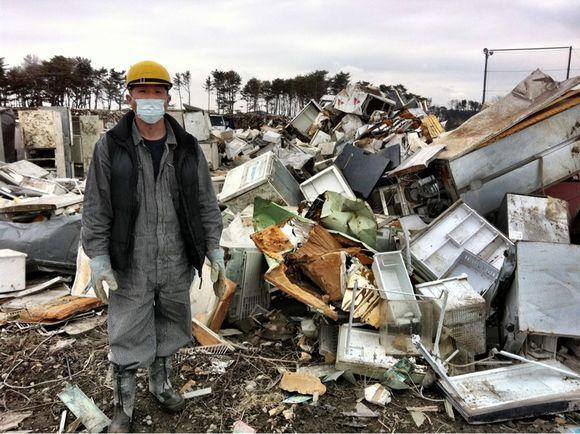 Las fotos huérfanas del tsunami