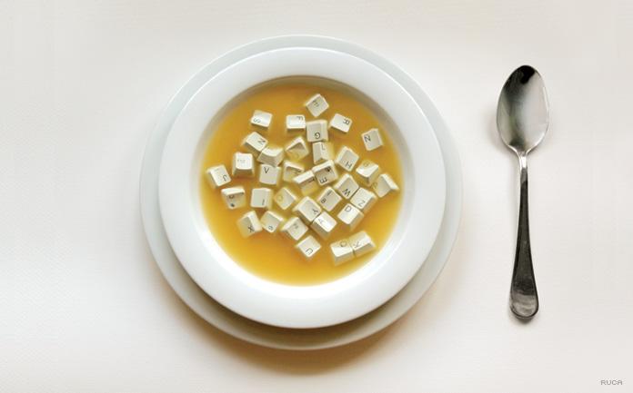 Sopa de teclas