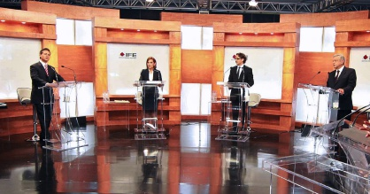 DEBATE CANDIDATOS 4