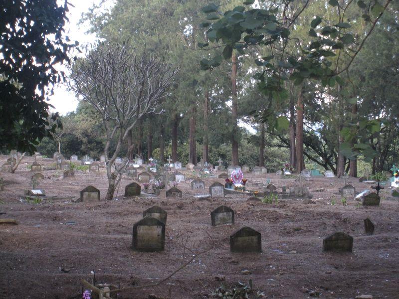 Cementerio La Verbena Ciudad Guatemala