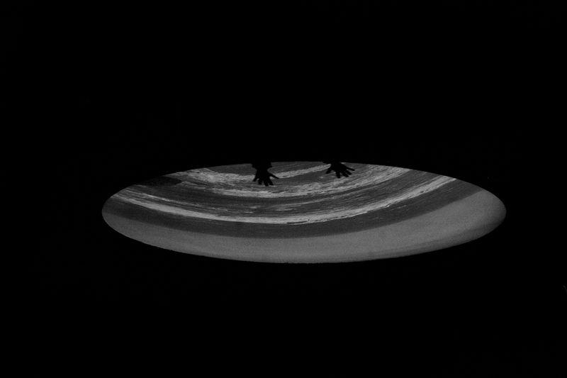 Interior de la Camera Obscura [Foto: Jose Ángel González]