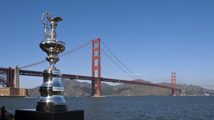 [Foto: America's Cup]