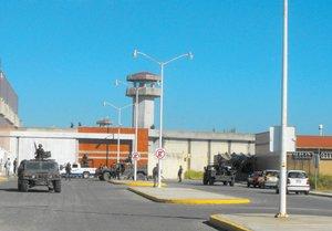 Exterior penal Altamira