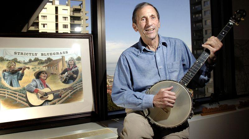 Warren Hellman [Foto: Noah Berger - Bloomberg News]