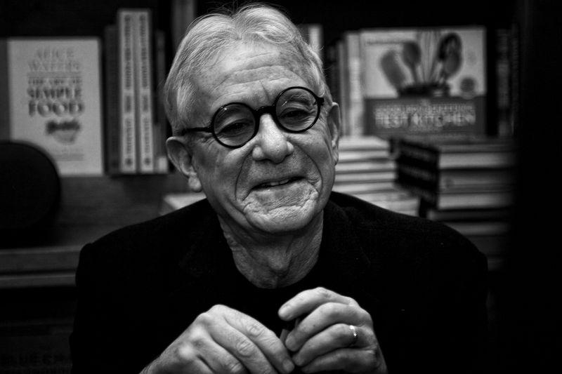Greil Marcus [Foto: Jose Ángel González]
