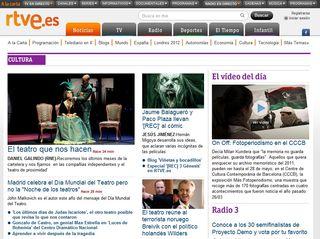 120327 Cultura RTVE.es