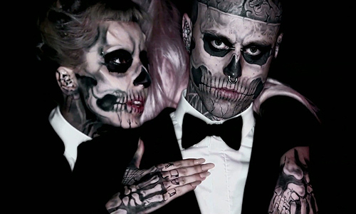 Gaga-y-Rick