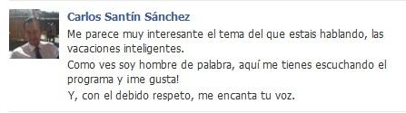 Carlos Santín