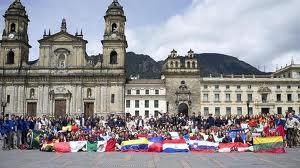 Colombia ruta