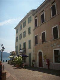 Primera residencia de D.H. Lawrence en Gargnano