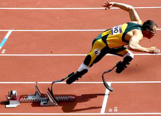 Pistorius salida