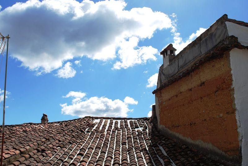 La Nube en vuestro tejado