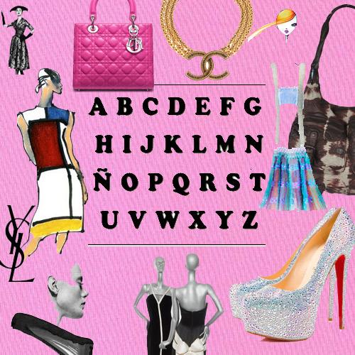4107d5ba9 Diccionario de la moda (la guía para no perderte en el planeta ...