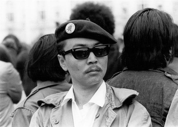 Richard Aoki [The Bay Citizen - Nikki Arai/Courtesy of Shoshana Arai]