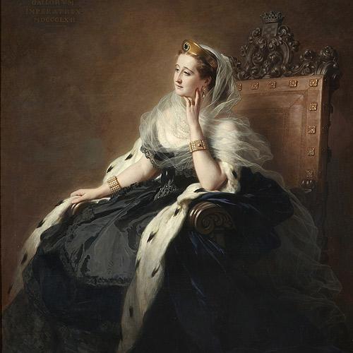 Retrato-de-Eugenia-de-Montijo