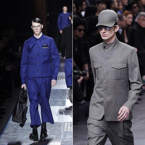 Uniformes-de-Kriss-Van-Asche-y-Dior
