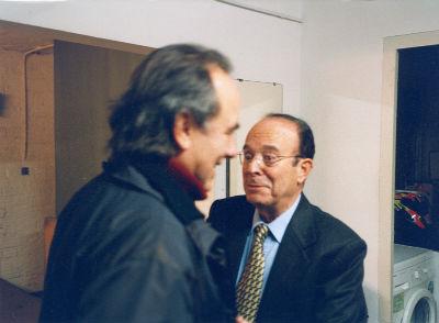 1990's Joan Manuel Serrat i Ferran Orteu BLOG