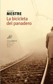 PORTADA La bicicleta del panadero_Juan Carlos Mestre_Editorial Calambur