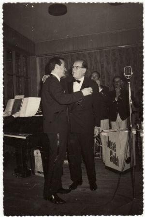 1960 Ramon Calduch i Emili Vendrell a La Pérgola BLOG