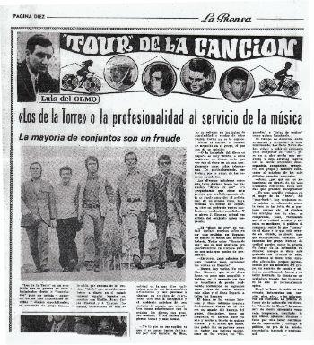 1970 Article Luis del Olmo a La Prensa 29 agost BLOG