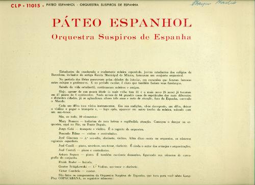 Suspiros de España 1 BLOG