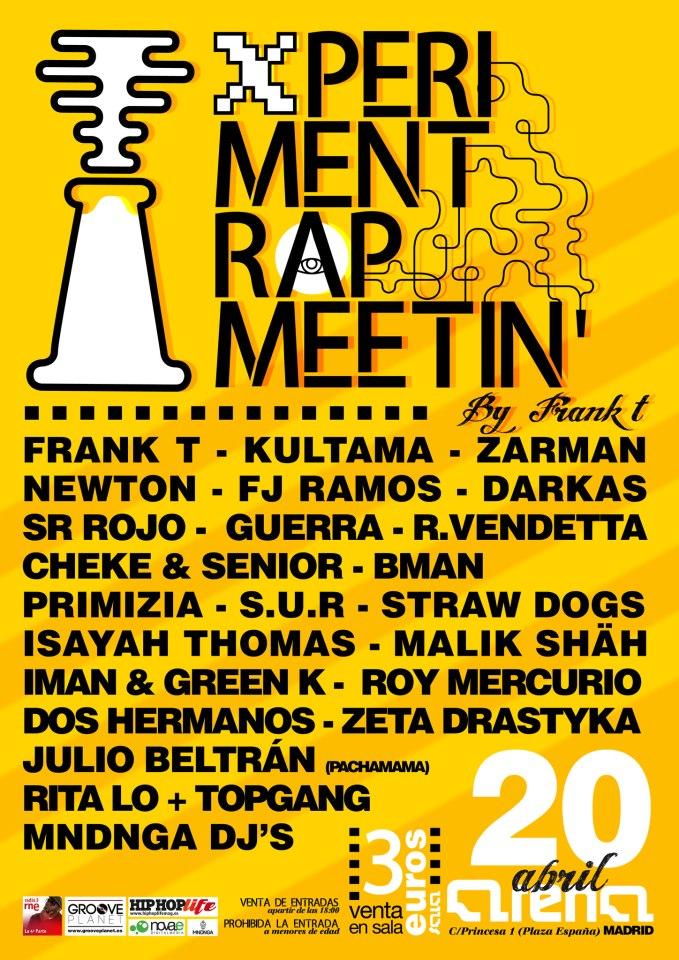 Rap meetin