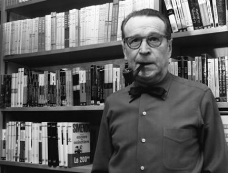George Simenón