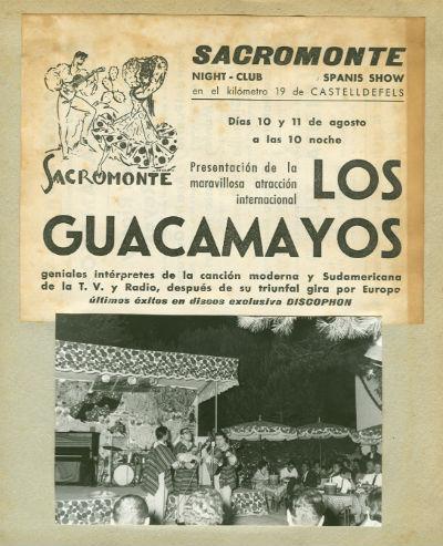 1960's Los Guacamayos a Castelldefels BLOG