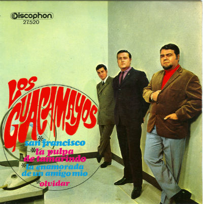 1967 LOS GUACAMAYOS San Francisco BLOG