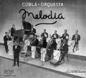 1955 Orquestra Melodia BLOG