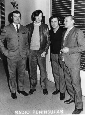 1960's Ramon Calduch JM Serrat BLOG