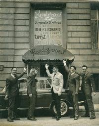 1963 Dubé y su conjunto Hilton Madrid BLOG