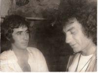 1974 FRANK DUBÉ amb BLOG