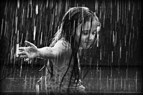 Lluvia niña