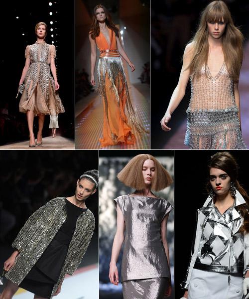 Plata-en-Valentino,-Versace,-Paco-Rabanne,-Fendi,-Rick-Owens-y-Moschino.